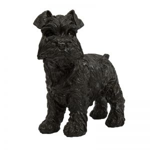 Scottie Dog | Black