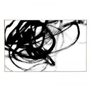 Scrawl | Canvas Art Print