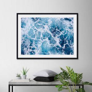 Sea Foam | Unframed Art Print