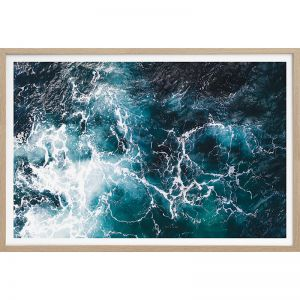 Sea Storm | Photographic Fine Art Print by Donna Delaney