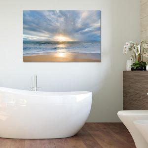 Seaside Twilight | Acrylic Print | Various Sizes | Pro Art Murals