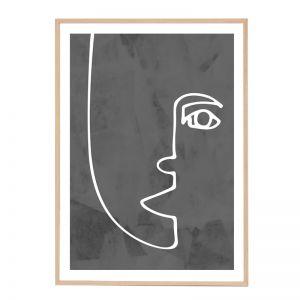 Sebastian | Framed Art Print