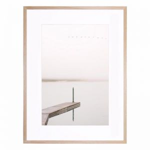 Semaphore | Framed Print by United Interiors & Alisa and Lysandra