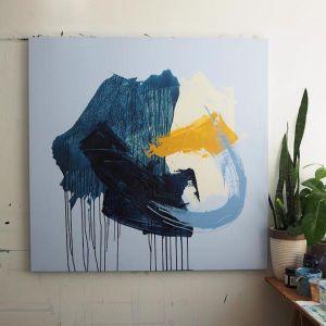 Separate Of Itself | Paper Print by Anya Brock