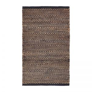 Serengeti Weave Entrance Mat | Charcoal, Natural | Various Sizes