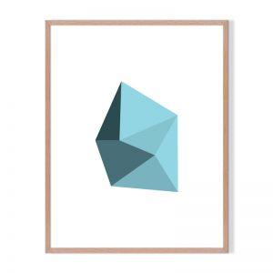 Shady 3 | Framed Print | Artefocus