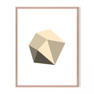 Shady 4 | Framed Print | Artefocus
