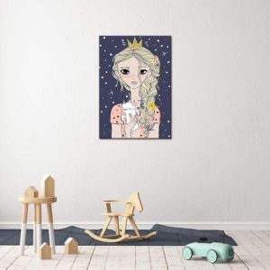 Shae | Children's | Canvas Print