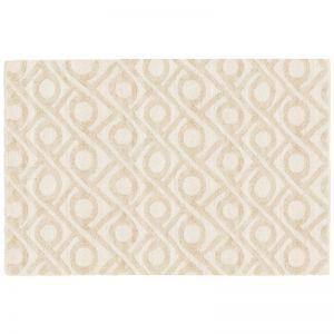 Shapes Weave Rug | Cream | by Amigos de Hoy