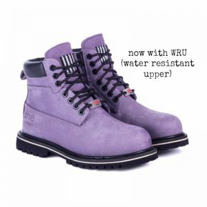 "she wear ""she can"" safety work boots for women (water resistant) 