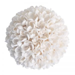 Shell Flower Ball | BY SEA TRIBE