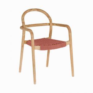 Sheryl Chair | Terracotta