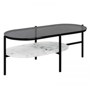 Shildon Coffee Table | 115cm | Smoke