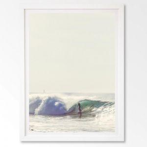 Shore Break | Framed Art
