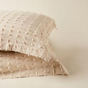 Shore Pillowcase Set of 2 | Natural
