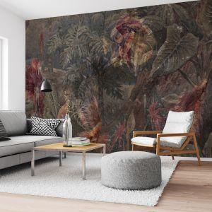Siamese Jungle - with Fish | WALLPAPER