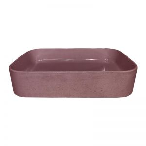 Sienna Full Basin by DLH Designs | Merlot