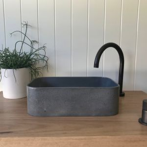Sienna Powder Basin by DLH Designs | Storm