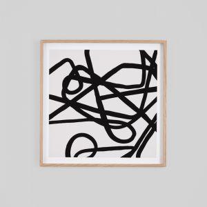 Sigrid Natural 1 | Framed Art Print