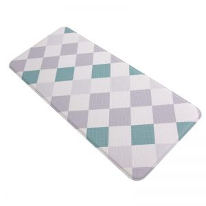 Simple Diamond 120x44 cm | Anti Fatigue Mat | Kitchen, Laundry & Bathroom Mat | Double Sided