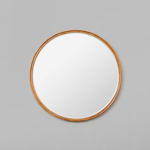 Simplicity Copper Mirror