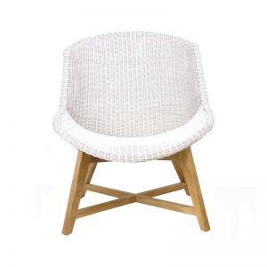 Skal Lounge Chair | By Satara