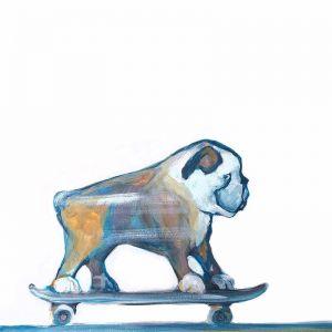 Skater | Art Print