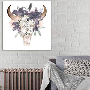 Skull | Arcadia | Canvas Print