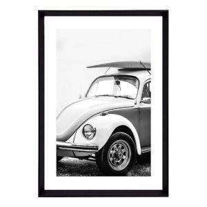 Skyfall Beetle   Framed Art Print