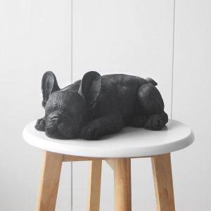 Sleeping Frenchie | Black
