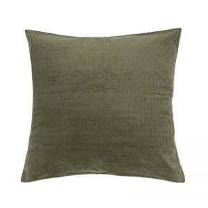 Sloane European Pillowcase | Olive