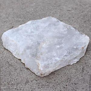Small Clear Quartz Crystal Slab | Wisdom of Maurice