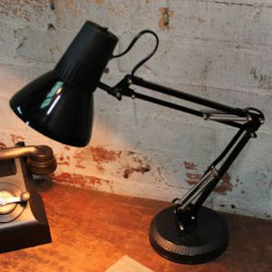 Small Desk Lamp - Task Lighting