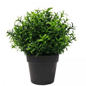 Small Potted Artificial Rosemary Plant | UV Resistant | 20cm