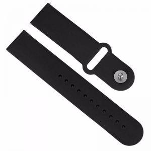 Smart Sport Watch Model B57C Compatible Wristband Replacement Bracelet Strap Black