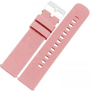 Smart Sport Watch Model P8 Compatible Wristband Replacement Bracelet Strap Pink