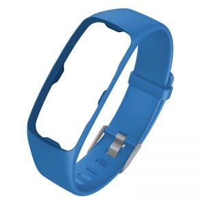 Smart Watch Model V8 Compatible Strap Adjustable Replacement Wristband Bracelet Blue