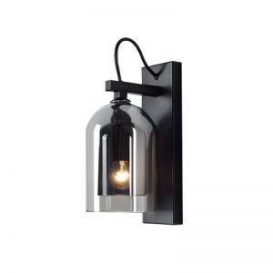 Smoke Dome Glass Wall Sconce | Pre-Order