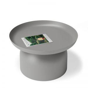 Soda Coffee Table | Silver Grey