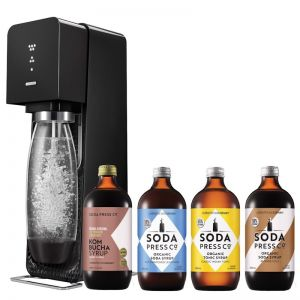 SodaStream Source Element with Flavours Black
