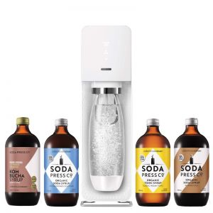 SodaStream Source Element with Flavours White