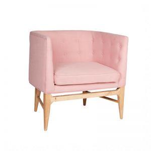 Sofia Armchair | Petal Pink