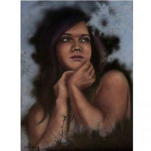 Sofia by Aida Taha | Original Artwork | Art Lovers Australia