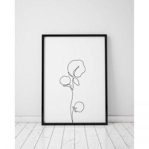 Soft Cotton   Art Print   Framed or Unframed