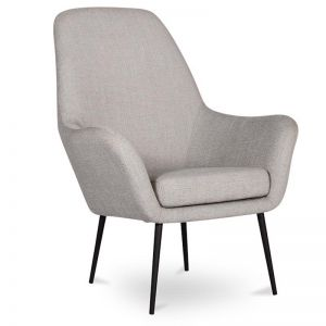 Soho Lounge Armchair | Mint Fabric