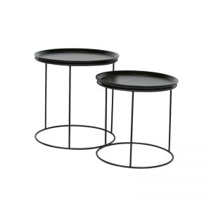 Soho Round Side Table | Various Colours