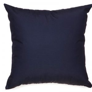 Solid Caviar Colour Outdoor Cushion | Insert Included | Material-Polyester
