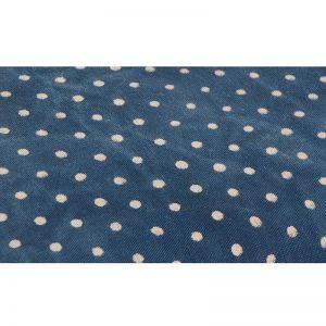 Solid Teak Upholstered Bench | INDIGO
