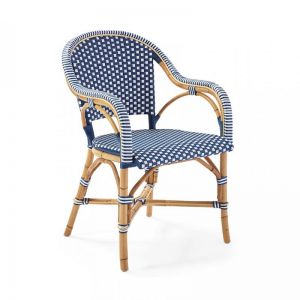 Sorrento Arm Chair | Navy