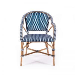 Sorrento Arm Chair | Navy